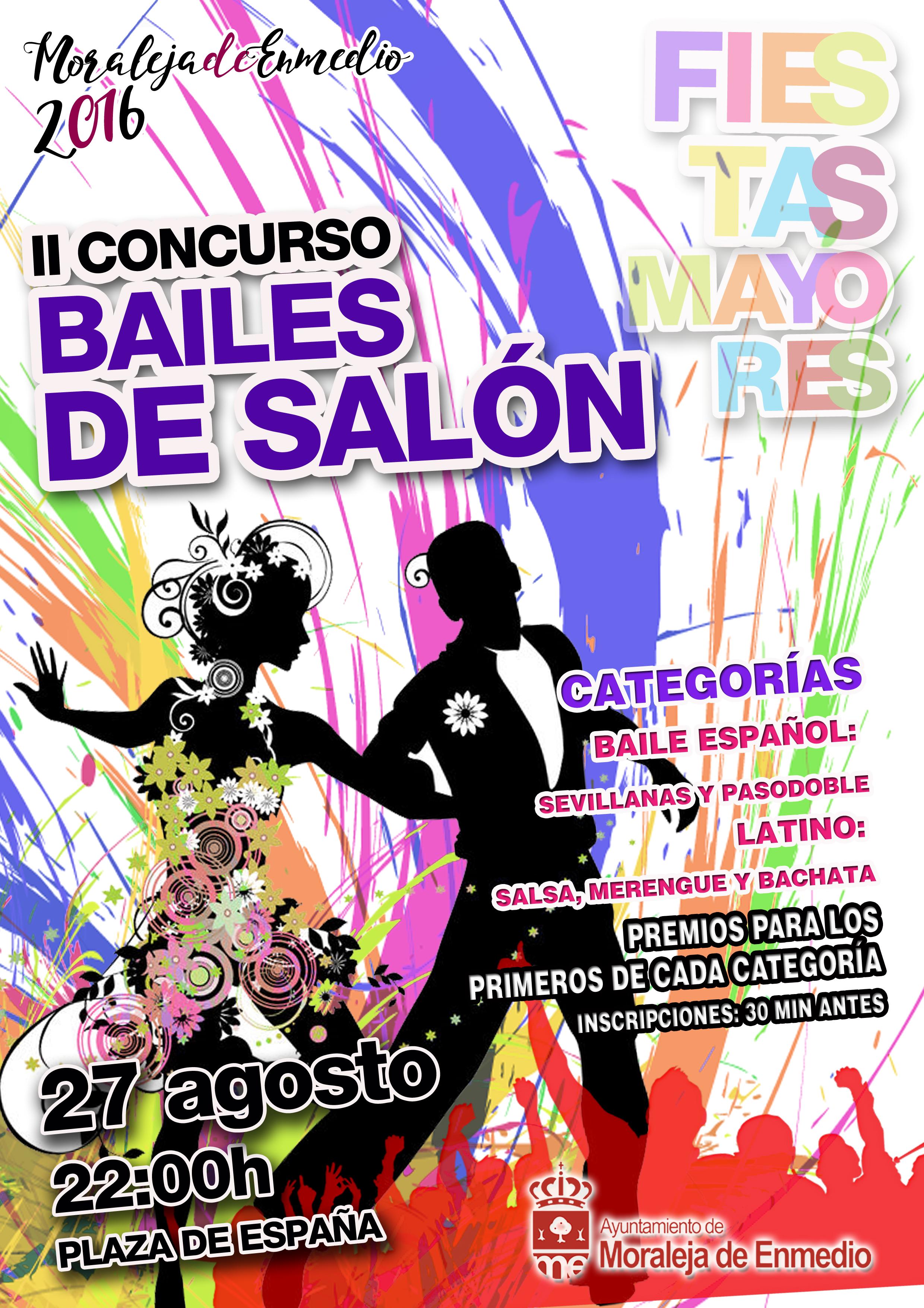 II Concurso de Bailes de Salón