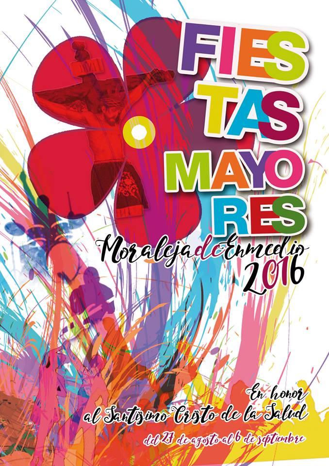 Fiestas Mayores Moraleja de Enmedio 2016