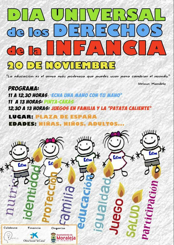 Dia Universal de los Derechos de la Infancia