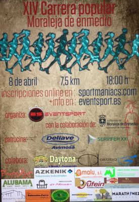 XIV Carrera Popular Moraleja de Enmedio
