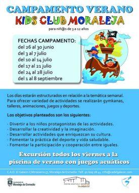 Campamento de Verano: Kids Club Moraleja