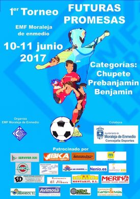 Primer Torneo Futuras Promesas de Fútbol 2017