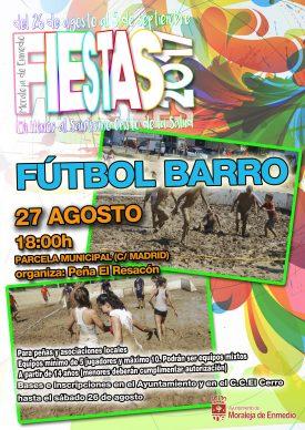 Fútbol Barro