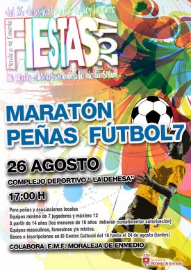 Maratón Peñas Fútbol7