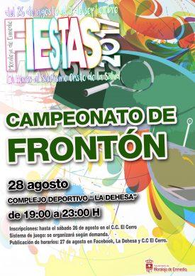 Campeonato de Frontón