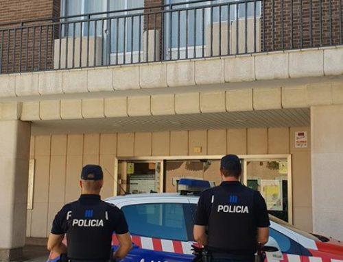 Los Agentes de la Policía Local de #MoralejaDeEnmedio ya cuentan con chalecos antibalas