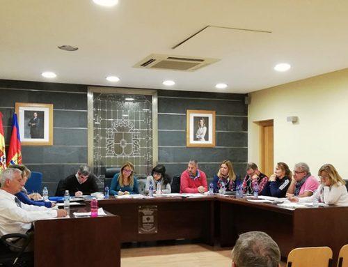 """Aprobado en el Pleno Municipal la """"Aprobación Inicial"""" del Presupuesto 2018"""