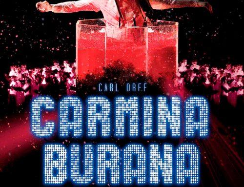 """""""Carmina burana"""" Sábado 17 noviembre"""
