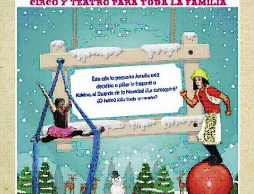 """Circo """"Un Cuento de Navidad"""". 29 diciembre"""