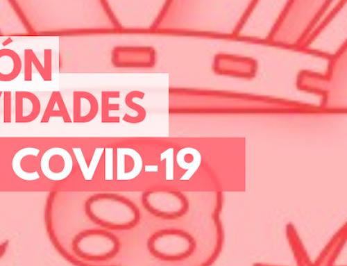 INFORMACIÓN  Y ACTIVIDADES COVID-19