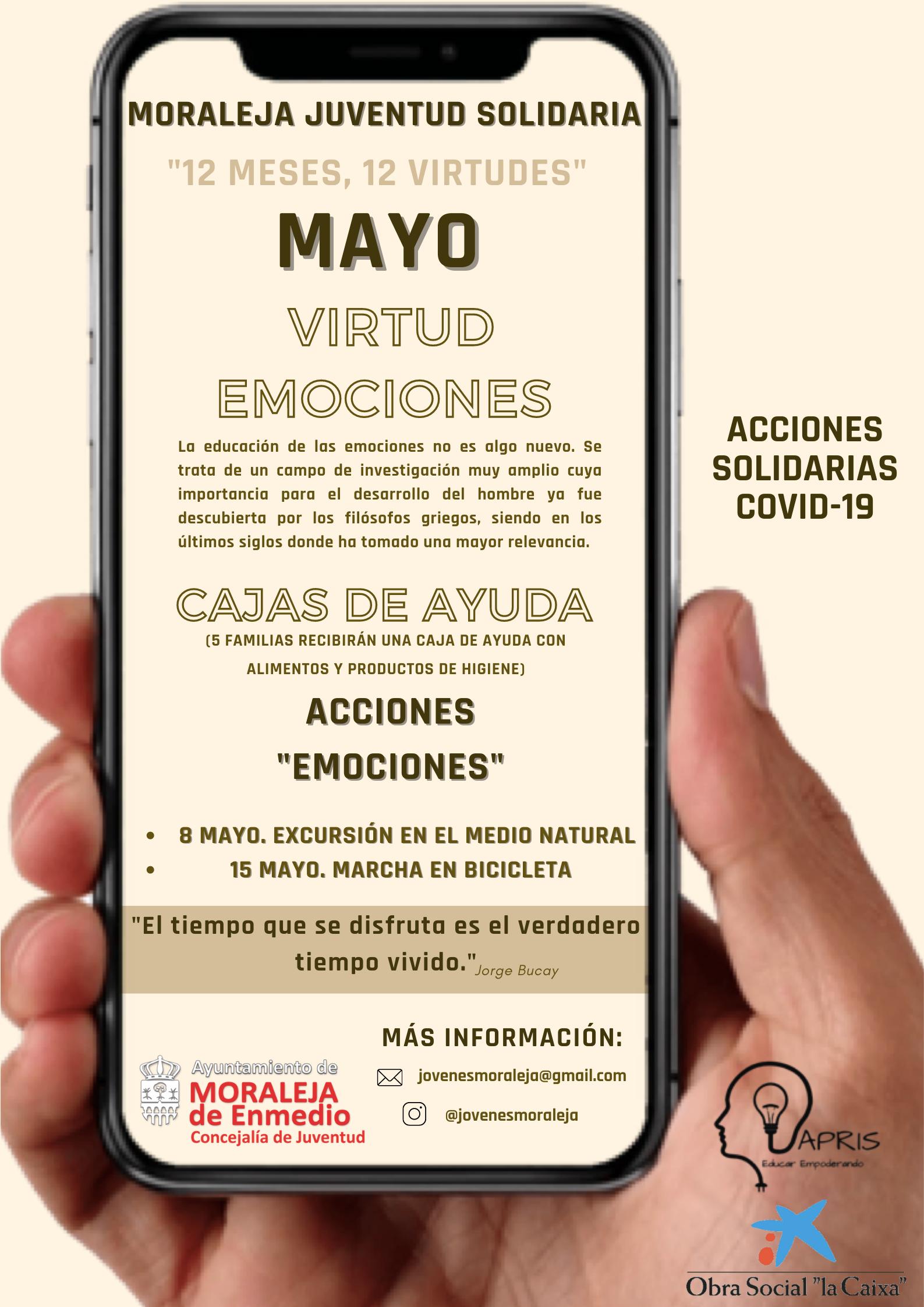 """MAYO """"EMOCIONES"""""""
