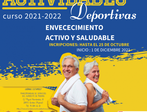 PROGRAMA DE ENVEJECIMIENTO ACTIVO Y SALUDABLE